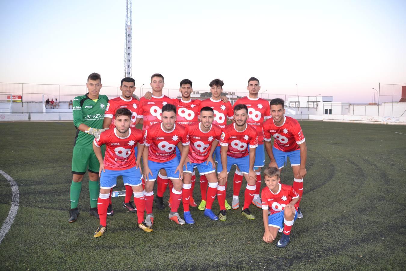 La Estrella ganó al Zafra Atlético por tres goles a cero