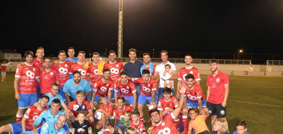 La Estrella se hizo con el Trofeo Villa de Los Santos de fútbol