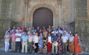 Quienes a lo largo de este año cumplen los 65 celebraron una fiesta- encuentro