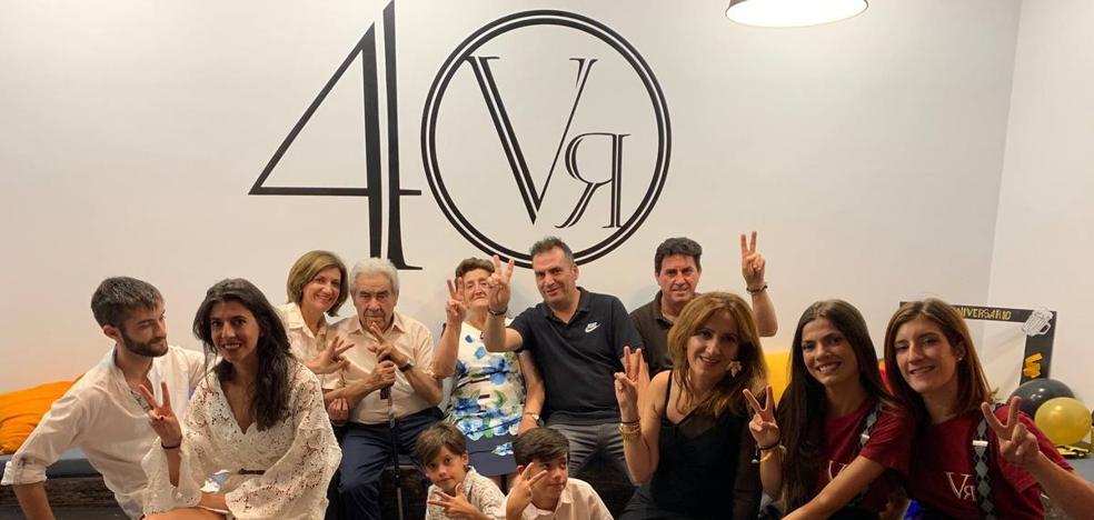 La Venecor cumple sus 40 años siempre en manos de la familia
