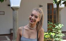 Silvia Hernández: «Si es bonito ver la fiesta desde fuera, debe ser más más bonito aún vivirla desde dentro»