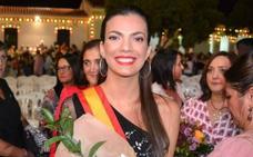 Esta noche Irene Venegas coronará a la nueva reina de la Fiesta de la Vendimia