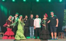 Un gran Festival de Coplas con cuatro grandes artístas y perfecta organización