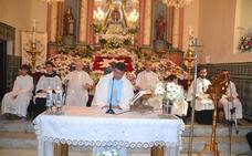 El día de la Virgen de la Estrella se celebra con gran fervor religioso y alegría festiva