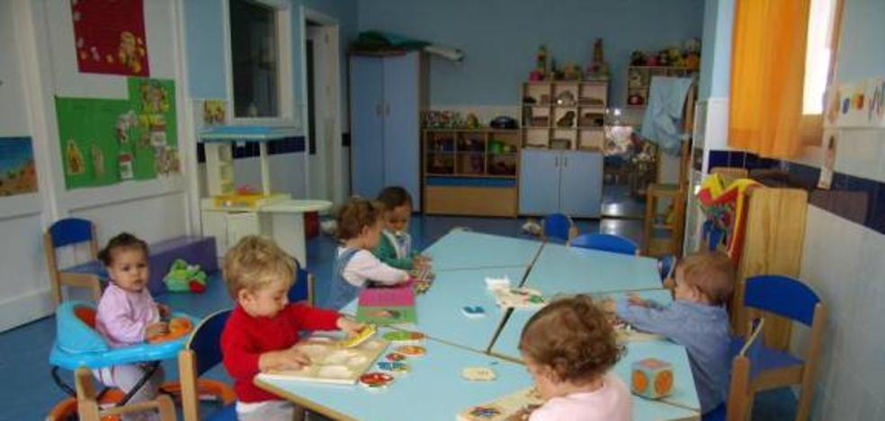 La Guardería Infantil pública 'El Chaparro' comenzó el curso el pasado 10 de septiembre con 60 niños