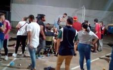 Interesante 'pelea de gallos' entre raperos en la Charca