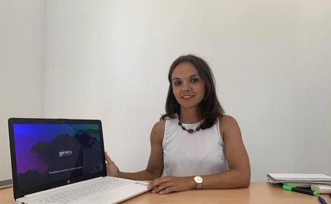 Mª Ángeles González «Tengo una consultoría empresarial que ofrece servicios de apoyo al emprendedor y empresario»