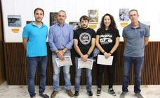 Elena Cayeiro primer premio del jurado técnico y Antonio Manuel Cárdenas primero del jurado popular en la 'foto del verano'