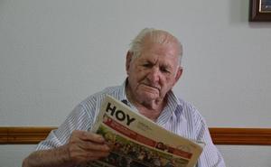 Antonio Sánchez: «Con 20 años escribí a Franco para saber si a mi padre, preso en Pamplona, lo iba a poner en libertad»