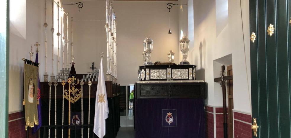 Este domingo 20 de Octubre jornada de puertas abiertas en la Casa Hermandad del Nazareno
