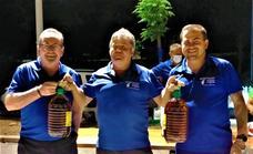 Los Danis se llevan el XIX Torneo Virgen de la Estrella de petanca