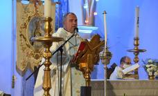 La despedida de José Antonio Sequeda como vicario parroquial será este domingo 19 de septiembre