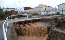 Las tormentas de este jueves han dejado en torno a los 80 litros de agua por metro cuadrado en poco tiempo