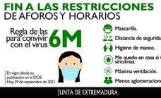 Las seis 'M' que se deben mantener frente a un virus que, a pesar de la normalidad, sigue en el ambiente