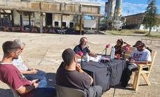 El programa de Canal Extremadura Radio 'El sol sale por el Oeste' recaló en 'la Fabrika de todalavida'