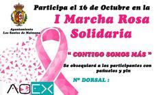 Convocada una marcha solidaria para conmemorar el día internacional del cáncer de mama