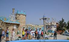 El Capricho de Cotrina se ha convertido en el motor del turismo en Los Santos de Maimona