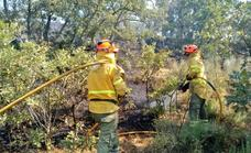 Se declara la época de peligro bajo de incendios forestales desde el 16 de octubre