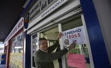 Los quintos reparten suerte en once municipios extremeños