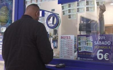 Cada extremeño ha gastado este año una media 55 euros en Lotería de Navidad
