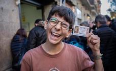 Cosmin, un nuevo rico de 15 años gracias a la lotería