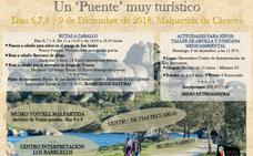Malpartida de Cáceres se prepara para 'Un puente muy turístico'