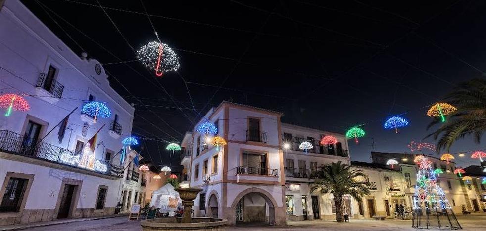 Malpartida de Cáceres se iluminará de Navidad esta tarde