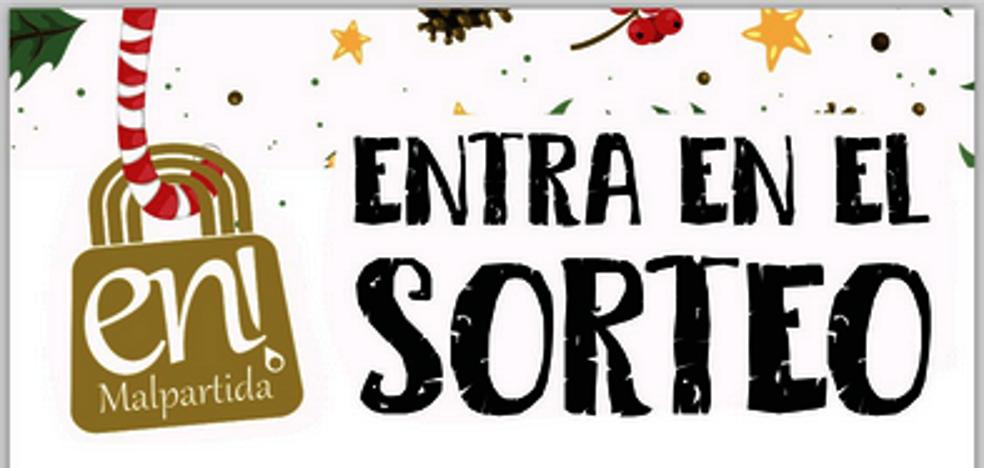 La campaña 'En Malpartida' sortea 300 euros para gastar en los establecimientos de la localidad