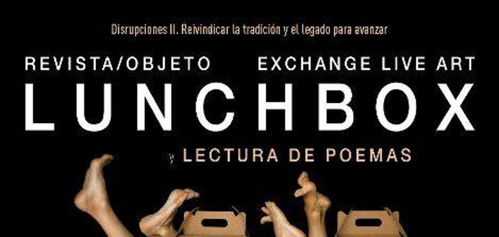 Presentación de 'Lunchbox' en la Universidad de Extremadura y el Museo Vostell Malpartida