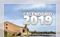 Venta del calendario turístico malpartideño