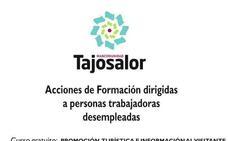 Mañana finaliza el periodo de inscripción para el curso de Promoción Turística e Información al Visitante