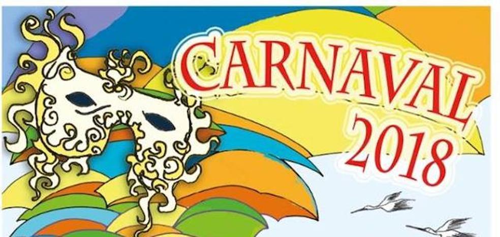 Abierto el plazo para participar en el concurso del cartel de Carnaval