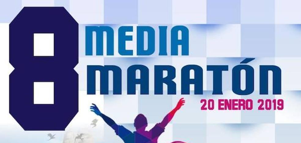La Media Maratón Los Barruecos ofrece los últimos dorsales para participar en la esperada prueba