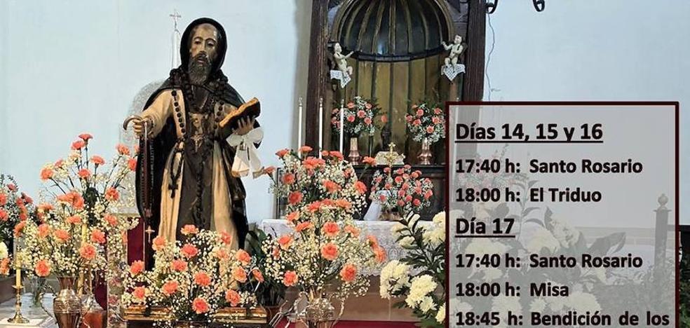 Ayer dieron comienzo las Fiestas de San Antonio Abad