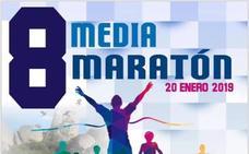 Mañana, 20 de enero, se celebrará la esperada Media Maratón Los Barruecos, de Malpartida de Cáceres
