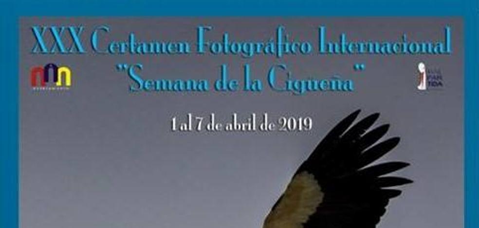 El Ayuntamiento convoca el XXX certamen fotográfico internacional 'Semana de la Cigüeña' 2019
