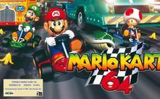 Hoy viernes, Torneo de 'Mario Kart 64' en el Centro Joven