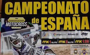 Malpartida de Cáceres acoge el Campeonato de España de Motocross
