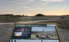Periodistas irlandeses visitan el patrimonio cultural de Extremadura
