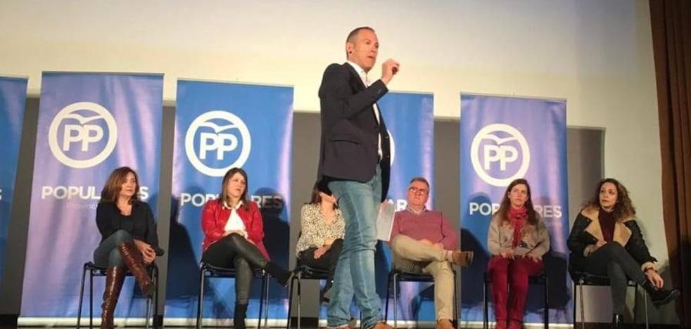 Alfredo Aguilera se presenta como candidato para repetir en la alcaldía de Malpartida de Cáceres