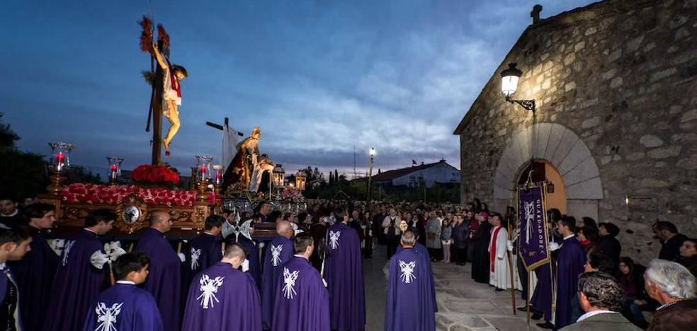 Actos del Jueves Santo en Malpartida de Cáceres