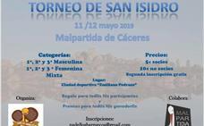 Los próximos 11 y 12 de Mayo se celebra el torneo de pádel de San Isidro