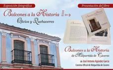El Centro de Vías Pecuarias acoge la exposición 'Balcones a la Historia II'