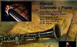 Mañana se celebrará un recital de música en la Casa de Cultura