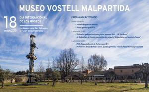 El museo Vostell Malpartida celebra el Día Internacional de los museos con un evento de performance, entre otras actividades