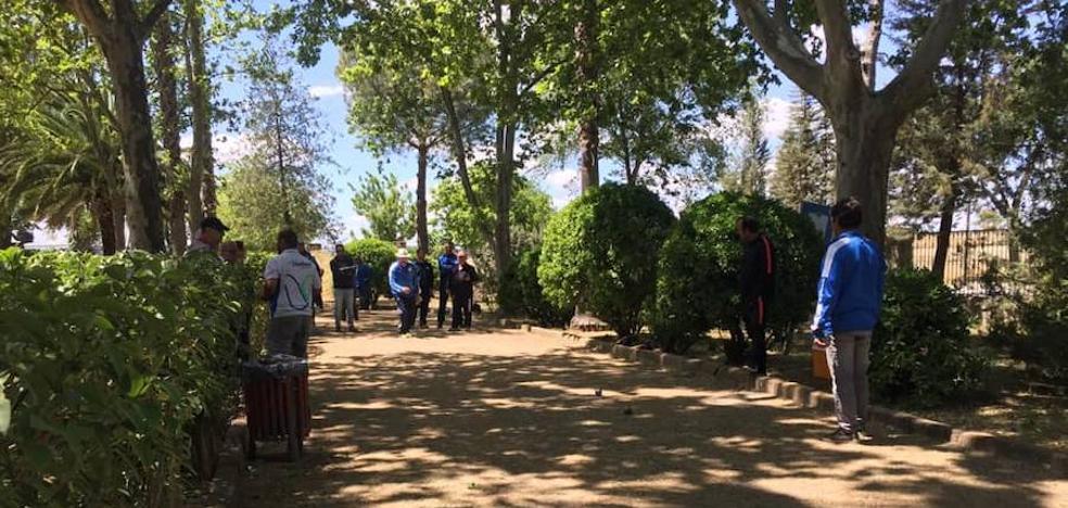 El pasado sábado se celebró el X Torneo de Petanca de Malpartida de Cáceres