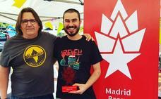 La cervecera cacereña Invisible Brewery obtiene el galardón de plata en Madrid Brew competition