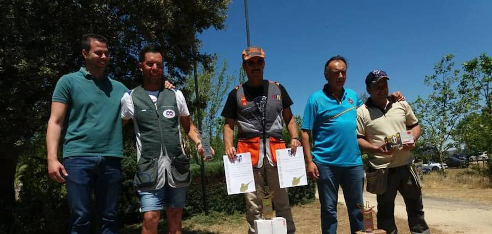 El malpartideño Eugenio Bravo campeón de Extremadura del Compak Sporting