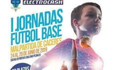 El CP Malpartida Electrocash organiza las I Jornadas Fútbol Base