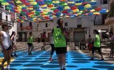 'Shaky-Shaky' se clasificó en primer lugar en el I Torneo Local 3x3 Baloncesto en la Calle Feminino